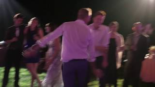 Bohemian Rhapsody Drunk Wedding Dance