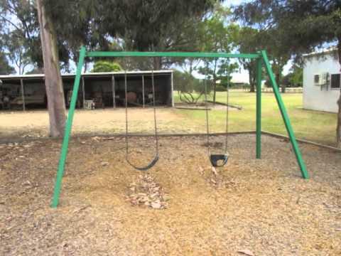 Katamatite Museum Park Playground, Beek Street, Katamatite