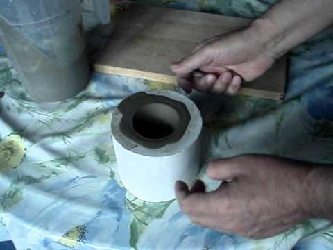Шликерное литье в домашних условиях