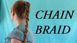 Simple and Easy Chain Braid!
