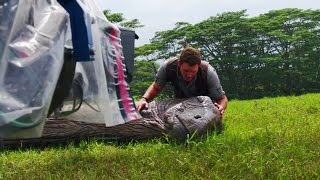 JURASSIC WORLD - 'Jurassic Crew' Featurette (2015) Chris Pratt Dinosaur Movie [720p]