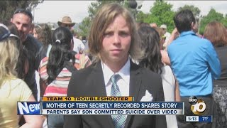 Mother of son who committed suicide over video, friend who blew whistle talk to Team 10
