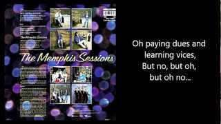 WET WET WET - Temptation (The Memphis Sessions) with lyrics