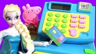 Caixa Registradora da Peppa Pig Brinquedo da Nickelodeon ToysBR | Cash Register Toy Peppa Pig