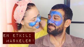 EN ETKİLİ MASKELER - Sivilce,Siyah Nokta,Gözenekler!