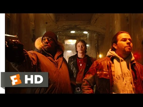 Four Brothers (2/9) Movie CLIP - These White Cops Are Crazy (2005) HD