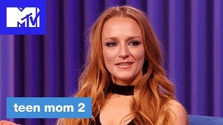 'Maci & Chelsea Discuss Drug Abuse' Official Sneak Peek | Teen Mom 2: Reunion | MTV