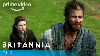 Britannia - Clip: Divis and Cait | Prime Video