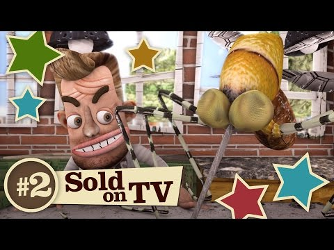 'Com matar mosquits tirge' JOKEBOX / SOLD ON TV #2 BYE BYE MOSQUITS