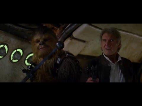 Xxx Mp4 Star Wars TFA Han And Chewie Back On The Millennium Falcon 3gp Sex