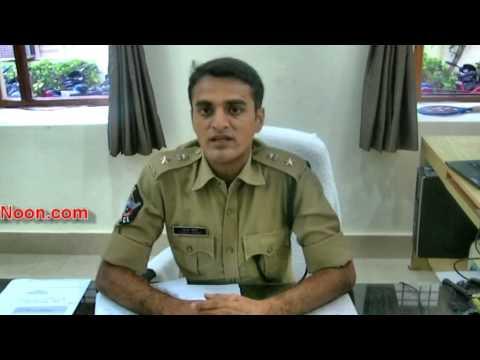Dr Tarun Joshi IPS Hyderabad Message to India Noon
