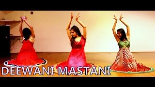 Deewani Mastani | Dance Video | Bajirao Mastani | Choreography by Shetty & Manka