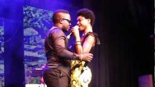 Becca & M.I perform 'No Away' together | GhanaMusic.com Video