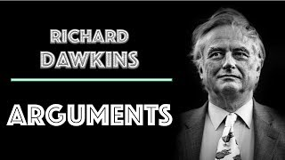 Richard Dawkins: Best arguments against religion/faith of all Time.