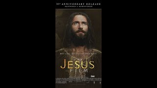 The Jesus Movie  - English  (Full Christian Movies)