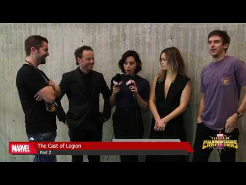 More from Legion - Marvel LIVE! at NYCC 2016