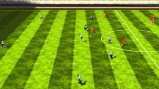 FIFA 14 iPhone/iPad - Liverpool vs. Newcastle Utd