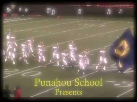 Ryan Tuiasoa Sophomore Highlights 2010 Punahou Football
