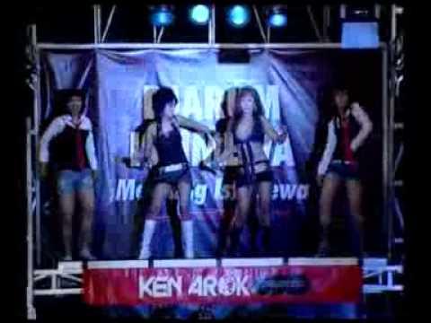 KELUAR MASUK ENAK all artis Ken Arok Live ALBUM