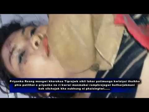 Xxx Mp4 Priyanka Reang Accident Wngwi Thuithani Ri Kwrwi Manmani Silchamung 3gp Sex