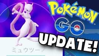 Pokemon Go WHERE'S MEWTWO? | NEW UPDATE 2016 CATCHING LEGENDARY POKEMON / EVENTS / TRADING POKEMON