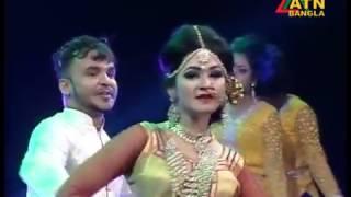 Ami Je Tomar+ O Allah Jane Jane (Remix Song) ATN Bangla Program 2016 Choreography By Syful Islam