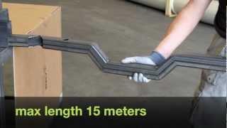 square steel tubes bending   CMM laser