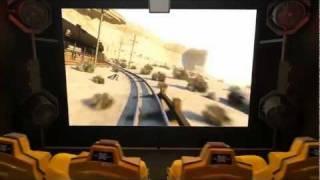 XD Theatre | Sega Amusements