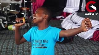 Walichokifanya Watoto hawa wenye Vipaji kutoka Watoto Vibes ,Walipozuru Kanisa la CRC