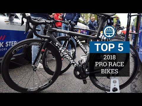 Top 5 - 2018 Race Bikes The Pros Are Already Riding
