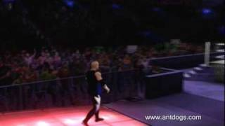 Kaval Entrance (SmackDown VS RAW 2011) (X Box 360)