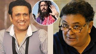 Govinda thanks Rishi Kapoor for his COMMENTS on Jagga Jasoos failure!