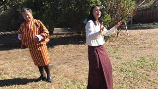 BHUTANESE BLESSED RAINY DAY CLEBERATION IN CALIFORNIA, 09/24/2016