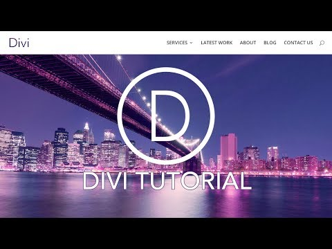 Xxx Mp4 How To Make A Wordpress Website NEW Divi Theme 3 0 For Beginners 3gp Sex