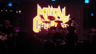 Metal Church   Date with Poverty MORC 2016 East