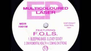 F.O.L.S - Coming on strong (MID RANGE RECORDS)
