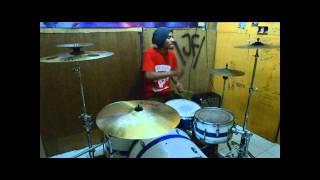 Faishal Arif - Superman Is Dead - Bad Bad Bad (drum cover)