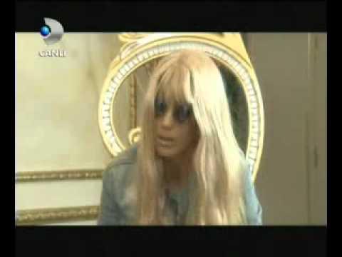 Hande Yener den Sezen Aksu Ajda Pekkan Zerrin Özer taklidi Beyaz Show