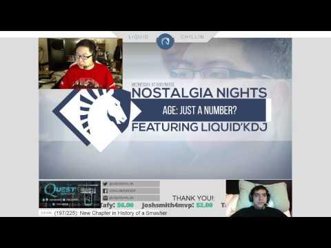 Nostalgia Nights Ep. 7: Age in Smash ft. KDJ