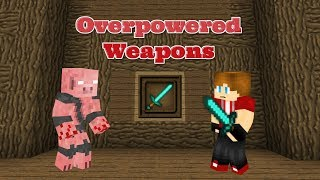 Minecraft How To Make OP Items (No Mods) + /enchant Commands