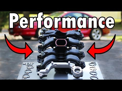 How to Install a Performance Intake Manifold and Replace Gaskets Dyno PROOF