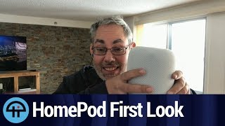 HomePod First Look