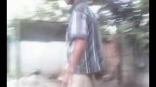 টভি  ভাঙ্গর দৃশ্য্