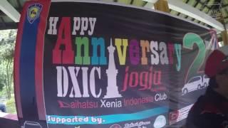 2nd ANNIVERSARY DAIHATSU XENIA INDONESIA CLUB REGION JOGJA Istimewa (DXIC Provinsi DIY) 19/2/2017