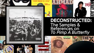 Every Sample From Kendrick Lamar's 'To Pimp A Butterfly'