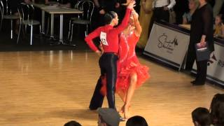 Magic Dance - 2012 Youth LA Karls Aniscenko - Zaklina Sola 1.4fin pasodoble