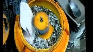 صناعه جنزير معدني لدراجه هوائيه - المصنع العربي الأصيل