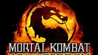 Mortal Kombat Armageddon HD Español - Todos los Finales