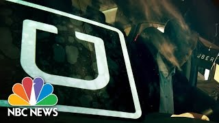 Inside Uber's Driver Support Center And 'Lost And Found' | NBC News