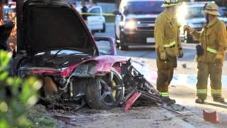 映画「ワイルド・スピード」のポール・ウォーカーが交通事故死